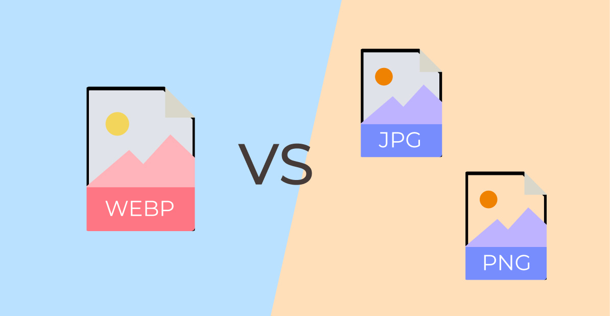 The Secret Ingredient  to Improve your Website Performance. WebP to your rescue.